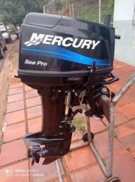 Motor Mercury 25 Hp Seapro