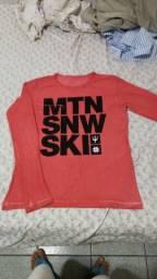 Camisa Osklen Manga Longa P
