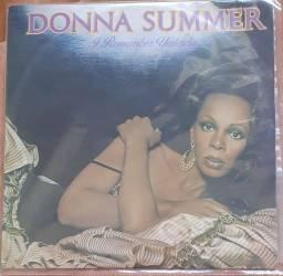 LP - Donna Summer