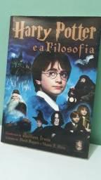 """Livro """"Harry Potter e a filosofia"""""""
