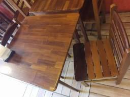 Jogos de Mesa de madeira