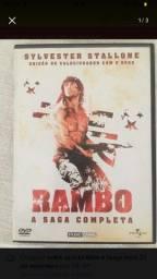 Título do anúncio: DVD Rambo a saga completa Edição de colecionador