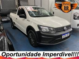 Volkswagen Saveiro Robust 1.6 Flex Completa 2019 Autos RR