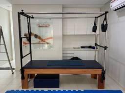 Estúdio de pilates metalife + acessórios