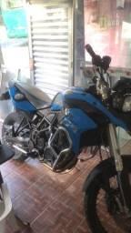 Título do anúncio: F800 azul