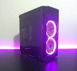 PC Gamer i3 9100f / 8gb / SSD / RX550 4gb