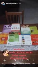 Livros de nutricao novos completo