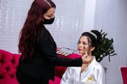 Título do anúncio: Maquiadora | Penteadista | Designer de cílios e sobrancelhas