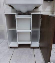 Armário para pia de Banheiro