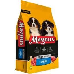 Ração magnus premium filhotes carne 25kg