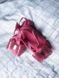 Sandália infantil zaxy mini