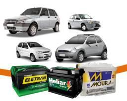 Baterias para seu carro
