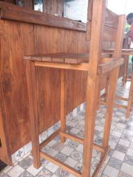 Cadeiras para área gourmet