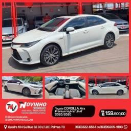 Título do anúncio: Toyota/ Corolla Altis Premium Hybrid 1.8 2020/2020