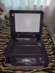 impressora Samsung SL-M2070W/XAB multifuncional.