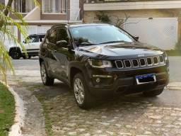 Jeep Compass Longitude Diesel - Zero km