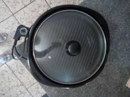 Fritadeira elétrica grill