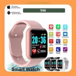 Smartwatch D20 - Todas cores disponíveis Aceito Cartão