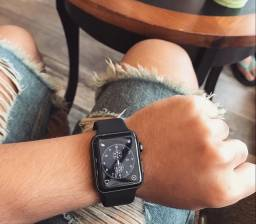 Relogio Apple Watch 3 42m com GPS, Lacrado 12x R$155