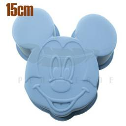 Título do anúncio: Forma silicone bolo Mickey 700ml 15cm DYH-368