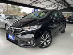 Título do anúncio: Honda FIT EX CVT 2018 APENAS 36MILKM