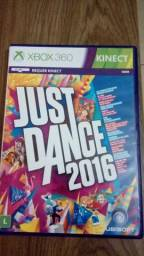 Jogo just dance 2016 de xbox 360