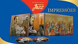 Coleção Folha - Lendas Do Jazz (Leia a Descrição)