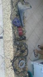 Peças sahara usadas