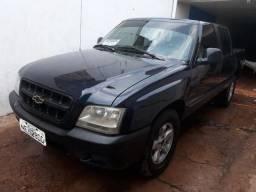 Gm - Chevrolet S10 Dlx 4X4 Diesel Motor Mwm Completa,Conservada,Doc Em Dia - 2005