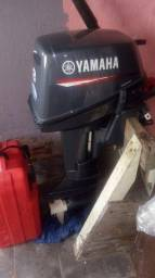 Motor de popa Yamaha - 2017