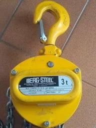 Talha berg steel 3 toneladas