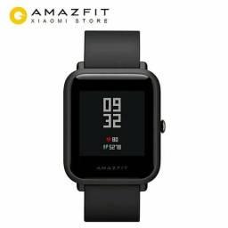Global Versão Xiaomi Huami Amazônia Bip Relógio Inteligente GPS Smartwatch