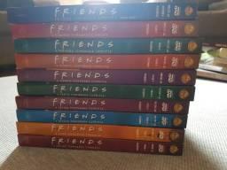 Coleção Friends Completa 1 a 10 temporada 40 DVDs Dublado e Legendado