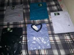 Camisas novas masculinas
