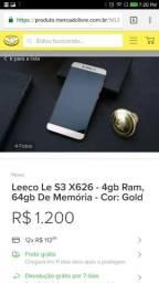 Leeco s3 626 (64GB)