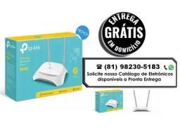 Roteador Wireless Tp-link Tl-wr840n 300mbps 2 Antenas - Gratis a Entrega
