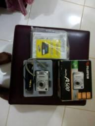 Camera Digital Fujifilm FinePix A500 5.1 megapixels meses de uso