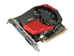 Placa de video nvidia geforce gt 430 1gb ddr3