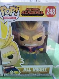 V/T ALL Might Pop Funko