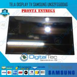Tela display TV Samsung Un32F5500ag completo com gabinete