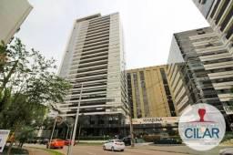 Escritório para alugar em Centro cívico, Curitiba cod:07286.001