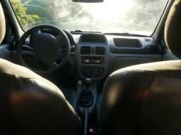 Clio 1.0 2012 Ar condicionado - 2012