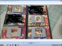 Jogos de Nintendo 64