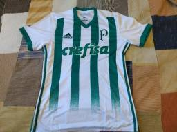 Camisa de futebol Palmeiras Adidas Crefisa