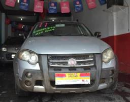 FIAT - Palio Weekend Adventure 1.8 Flex com GNV, Completo!!! - 2011