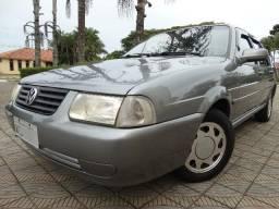 Vw - Volkswagen Santana 2.0MI_CoMpletO_ExtrANovO_LacradOOriginaL_Placa A_ - 2002