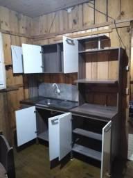 Cozinha completa vai com a Cuba junto