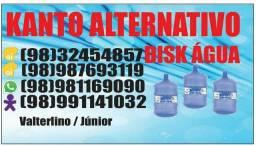 Vendo Água Floratta Forquilha e Adjacências (Entregas)