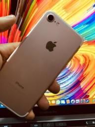 IPhone 7 128gb Lindo (12x sem juros) Aceitamos seu aparelho