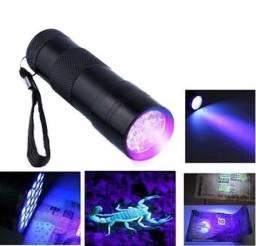 Lanterna Luz Negra - Luz UV